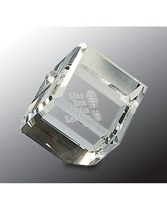 2 in. Crystal Cube