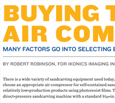 Buying The Right Air Compressor