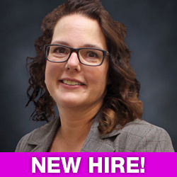 New Hire: Edie Fontaine